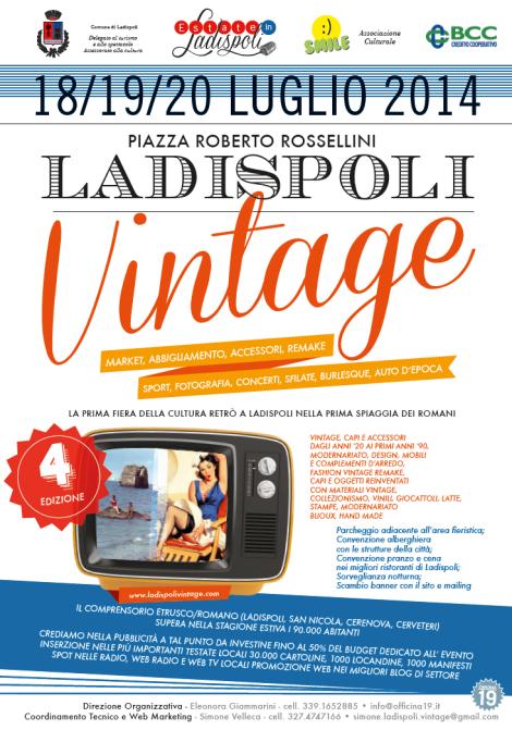 Ladispoli Vintage - brochure ok 2014