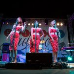Officina19 - Ladispoli vintage - LadyVette swing show 12