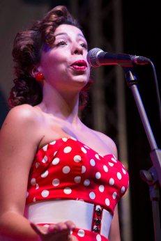 Officina19 - Ladispoli vintage - LadyVette swing show 2