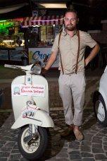 Officina19 - Ladispoli vintage - vespa raduno 11