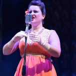 ladispoli vintage officina19 musica ballo rock n roll live piazza rossellini ines boom boom burlesque cabaret_DSC0355