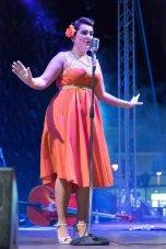 ladispoli vintage officina19 musica ballo rock n roll live piazza rossellini ines boom boom burlesque cabaret_DSC0367