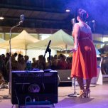 ladispoli vintage officina19 musica ballo rock n roll live piazza rossellini ines boom boom burlesque cabaret_DSC0370