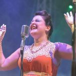 ladispoli vintage officina19 musica ballo rock n roll live piazza rossellini ines boom boom burlesque cabaret_DSC0412
