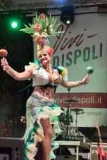 ladispoli vintage officina19 musica ballo rock n roll live piazza rossellini ines boom boom burlesque cabaret_DSC0878