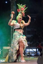 ladispoli vintage officina19 musica ballo rock n roll live piazza rossellini ines boom boom burlesque cabaret_DSC0910