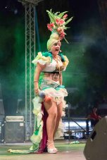 ladispoli vintage officina19 musica ballo rock n roll live piazza rossellini ines boom boom burlesque cabaret_DSC0911