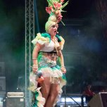 ladispoli vintage officina19 musica ballo rock n roll live piazza rossellini ines boom boom burlesque cabaret_DSC0912