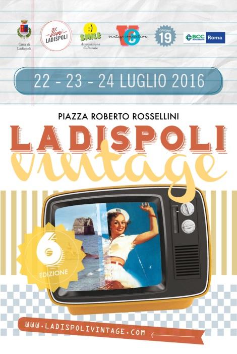 Ladispoli Vintage Cartoline programma 2016